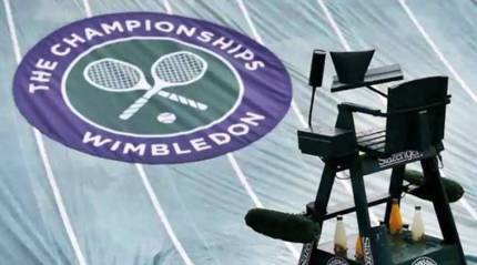Wimbledon cancelled for the first time since World War II