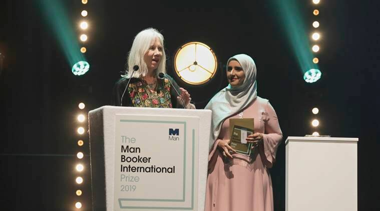 Man Booker International Prize 2019, Man Booker International Prize, winner Omani writer, Jokha Alharthi, who is Man Booker International Prize winner, Celestial Bodies, Arabic literature by Sandstone Press, Sandstone Press, indian expres news, indian express