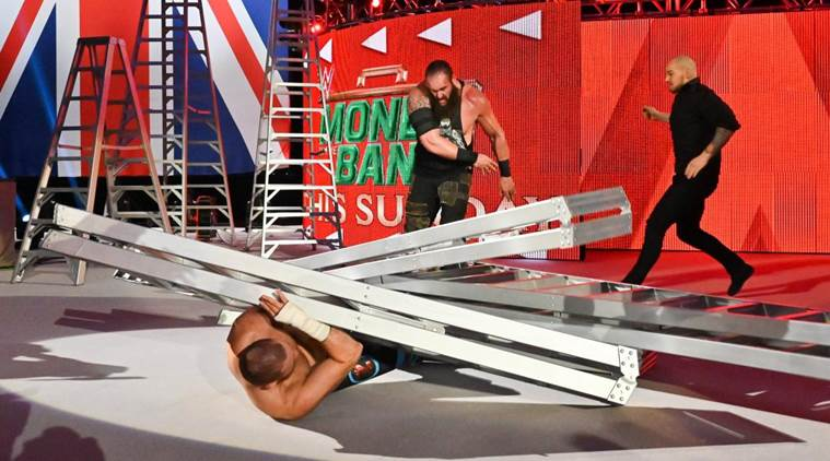 wwe, wwe raw, raw results, raw recap, raw result today, raw highlights, monday night raw, wwe latest news, wwe news, wwe money in the bank, indian express