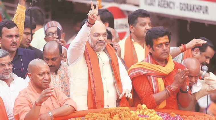 Lok Sabha elections: Yogi Adityanath camped in Gorakhpur to get equations right