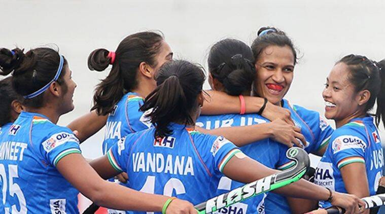 India women hockey, Indians hockey team