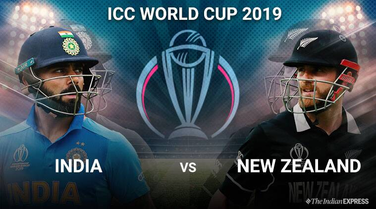 World Cup 2019 India Vs New Zealand Highlights Match