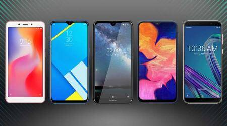 best smartphone under rs 8000, best mobile under 8000, phones under 8000, phone sunder rs 8000, best budget smartphone, best mobiles cheapest, Redmi 6A, Realme C2, Nokia 2.2, Galaxy A10, Asus Max Pro M1, redmi, realme, noia, samsung, asus