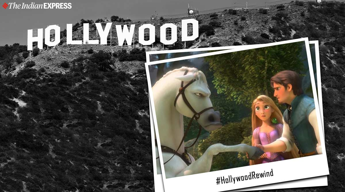 Hollywood Rewind Disney S Tangled Is A Charming Tale Of Friendship And Love Entertainment News The Indian Express