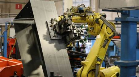 Robots may displace 20 million manufacturing jobs by 2030