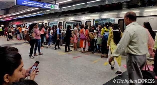 Delhi metro, free ride, free delhi metro, Arvind Kejriwal, free metro,