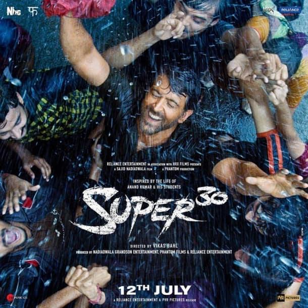 super 30 film release