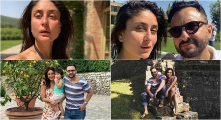 kareena kapoor vacation