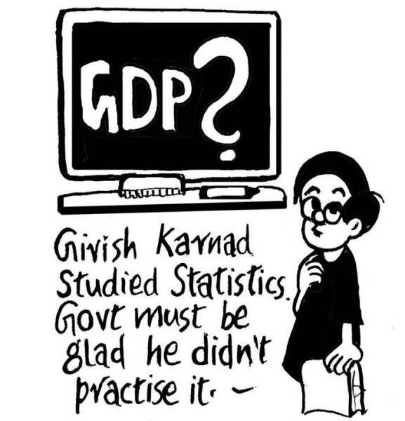 GDP growth, India GDP growth, GDP methodology, Arvind Subramanian, CEA arvind subramanian, arvind subramanian GDP growth, India news