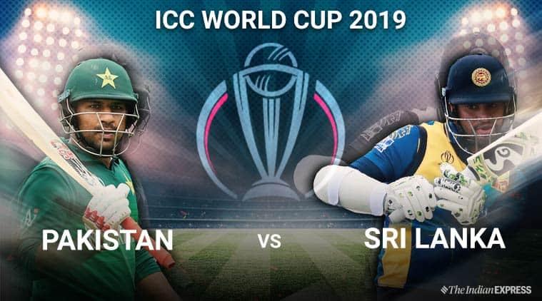 Pakistan vs Sri Lanka Live Cricket Score Online, ICC World Cup 2019: Rain in Bristol