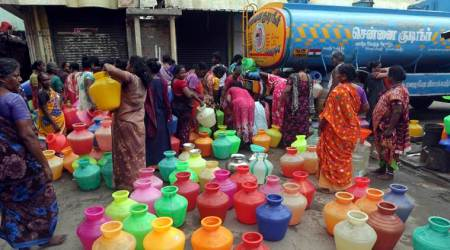 water crisis, drought