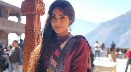 adah sharma, the holiday, entertainment web series, zoom studio, indian express