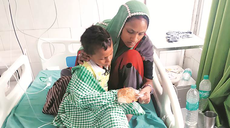what is AES, what is Acute encephalitis syndrome, Acute encephalitis syndrome deaths, AES deaths, Acute encephalitis syndrome symptoms, children AES symptoms, Acute encephalitis syndrome in children, explained news, indian express explained