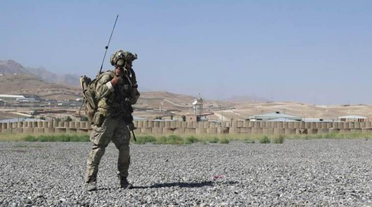 afghanistan, afghanistan airstrikes, airstrikes in afghanistan, civilians killed, security forces, afghan security forces, taliban, world news, indian express news