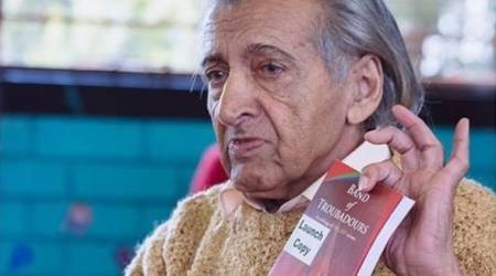 Renowned Indian-origin writer, writer Ahmed Essop, who is Ahmed Essop, south africa indian writer dead, Ahmed Essop english books, writer Ahmed Essop emigrated to South Africa, indianexpress.com, PTI news Essop, Ahmed Essop PTI, indianexpressonline, indianexpressnews, indianexpress, apartheid-era minority ahmed essop, The Hajji and Other Stories' ahmed essop,