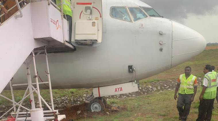 SpiceJet flight in Surat, Air India plane in Mangaluru avert