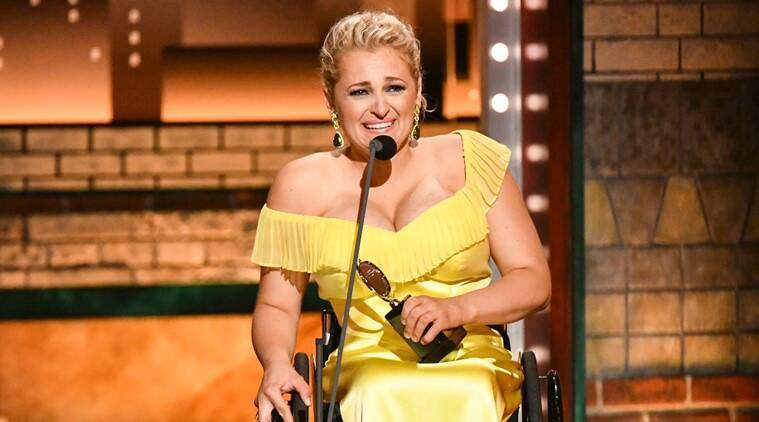 Ali Stroker tony awards