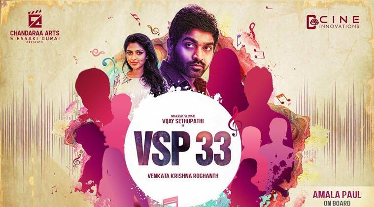 Image result for latest images of Amala Paul thrown out of Vijay Sethupathi film