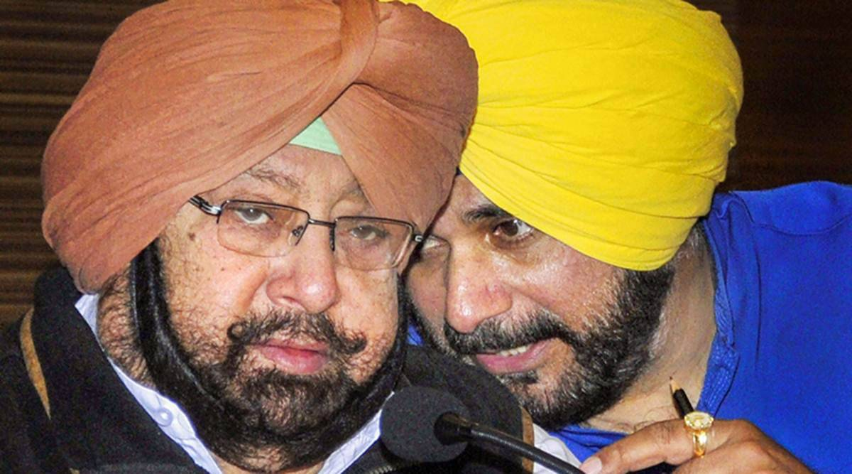 Capt hosts Sidhu, sets off talk on his reinduction into Cabinet | Cities News,The Indian Express