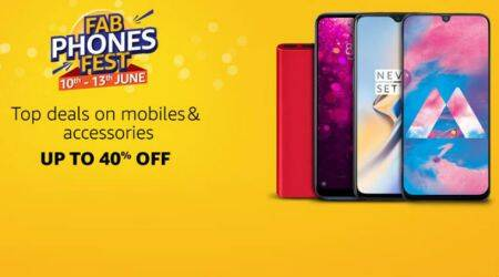 amazon fab phone fest, amazon phone sale, amazon, amazon sale mobile, amazon sale, oneplus 7, oneplus 7 pro, discount, oneplus 6t, oneplus, samsung galaxy s10, honor 10 lite, honor play, iphone xr, iphone x, galaxy m20