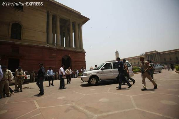 Amit Shah takes charge as Home Minister001