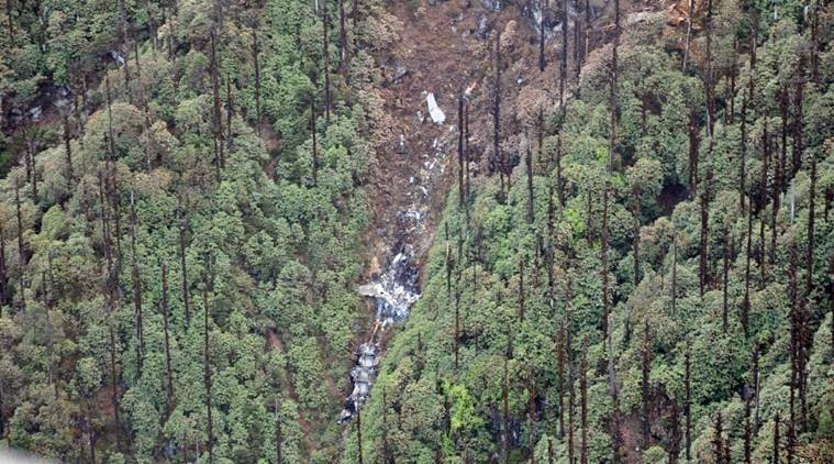 An-32 crash: Mortal remains of personnel yet to be retrieved