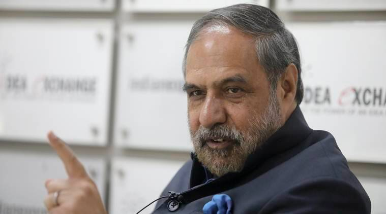 Anand sharma interview on congress, rahul gandhi and leadership crisis