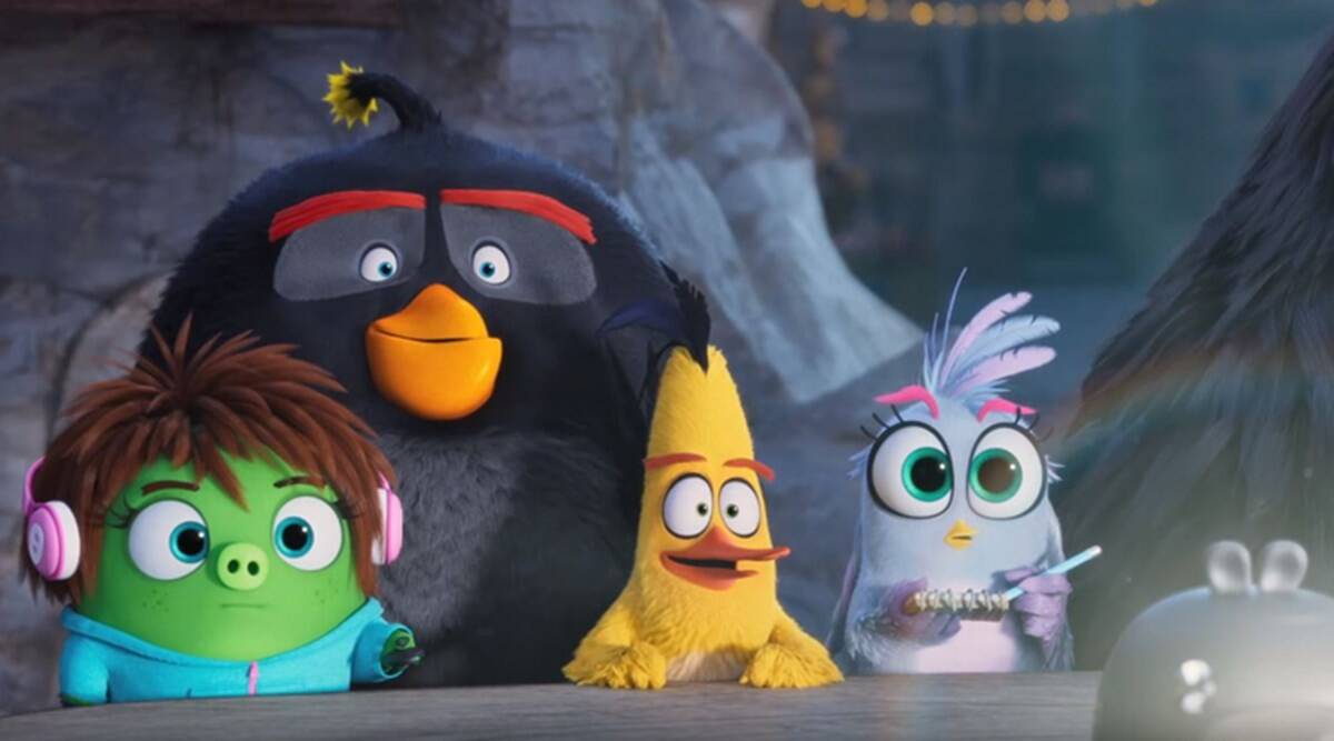 The Angry Birds Movie 2 Final Trailer Former Enemies Birds And
