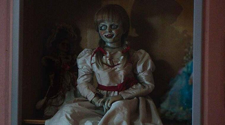 Latest Poster for ANNABELLE COMES HOME Will Freeze Your Blood!