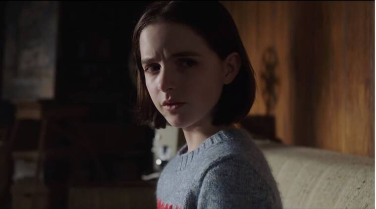 mckenna grace on annabelle comes home  i knew it was going