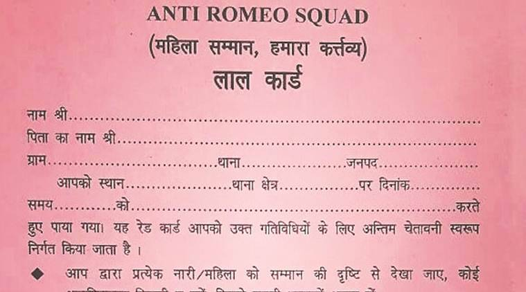 Noida police to issue 'red cards' to men found harassing women