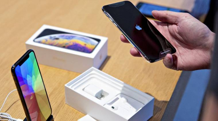 Apple, Apple Inc, U.S. China trade war, Apple iphones manufacturings, tech news, Indian Express