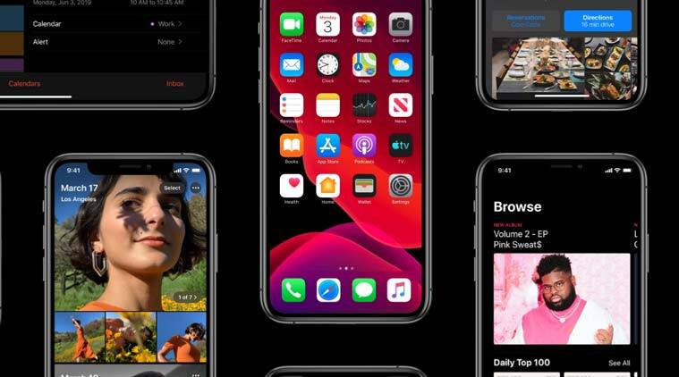 Apple iOS 13: Dark Mode, Siri gets an Indian English voice and other