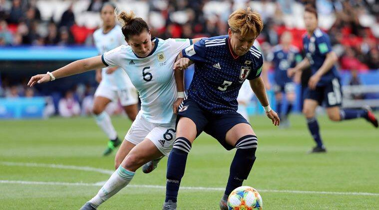 FIFA Women's World Cup: Stubborn Argentina holds Japan to ...