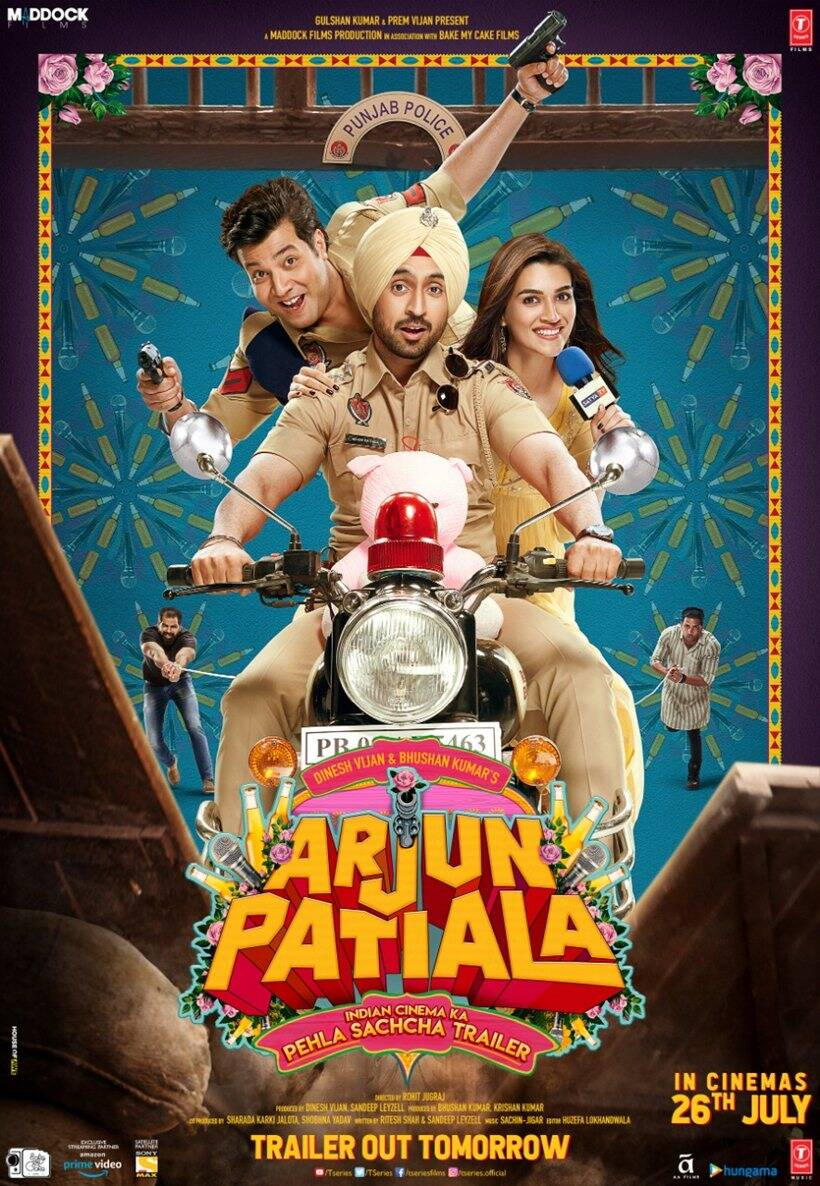 Download Film Arjun Patiala 2019