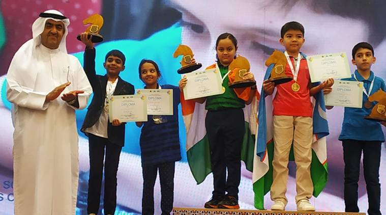 Tripura, Tripura News, Chess, Arshiya Das, Tripura, FIDE, Asian School Chess Championship, Tripura Sports, Indian Express, Express Seven,