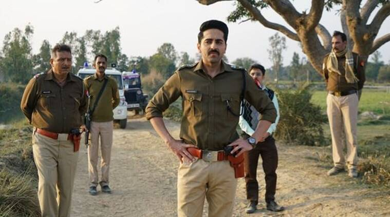 Article 15 box office collection Day 2