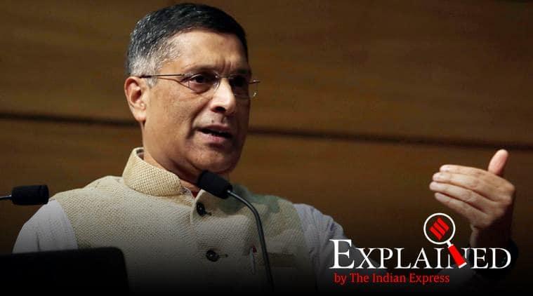 India GDP, India actual GDP, India growth, India economic growth, Arvind Subramanian, Arvind Subramanian paper on GDP, indian express