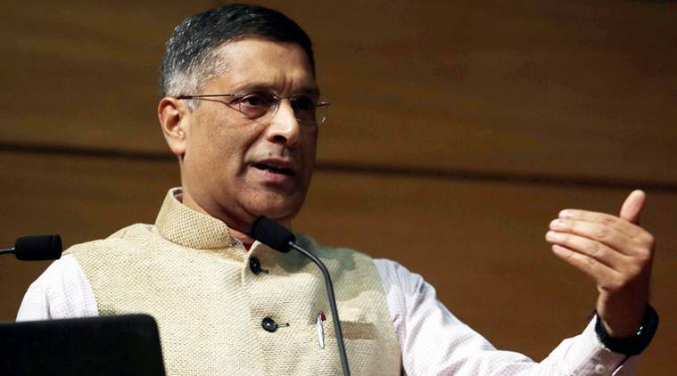 Arvind Subramanian, Arvind Subramanian research paper, Arvind Subramanian GDP claims, India GDP, Indian economy, indian GDP overestimation, Economic Advisory Council to Prime minister, EAC-PM, indian express