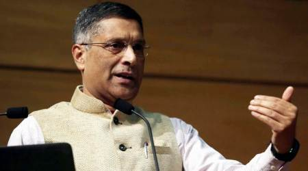 Arvind Subramanian, indian economy slowdown, Arvind Subramanian on economy slowdown, twin balance sheet crisis, indian express