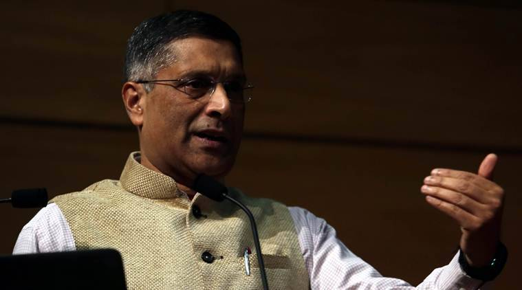 Ex-CEA Arvind Subramanian cutting GDP growth 2 pc points: Govt defends its data