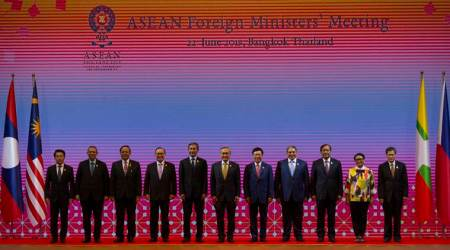 ASEAN, Association of Southeast Asian Nations, ASEAN summit, ASEAN Thailand summit, ASEAN-China, ASEAN leaders, World news, Indian Express news