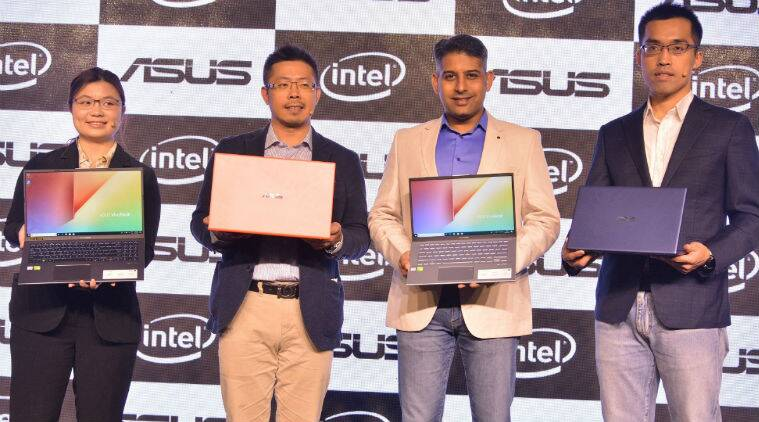 Asus VivoBook 14,15 launched with 8th Generation Intel Core i7, price starts at Rs 33,990