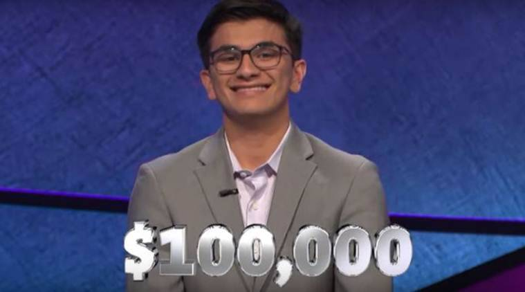 Indian-American teen wins 0,000 quiz show prize in US