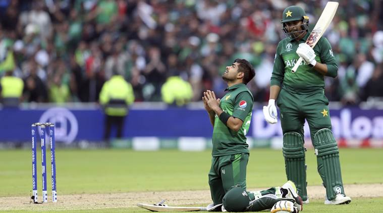 Pakistan Vs Afghanistan Streaming Icc World Cup 2019