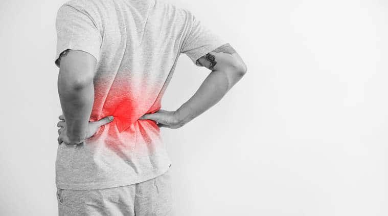 neck pain, back pain, neck exercises, back exercises, indian express