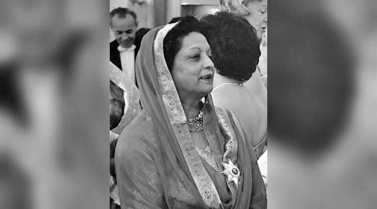Pakistan's First Lady