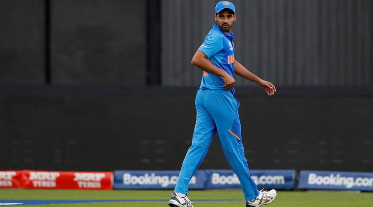Bhuvneshwar Kumar ruled out of next 2-3 games due to hamstring niggle: Virat Kohli