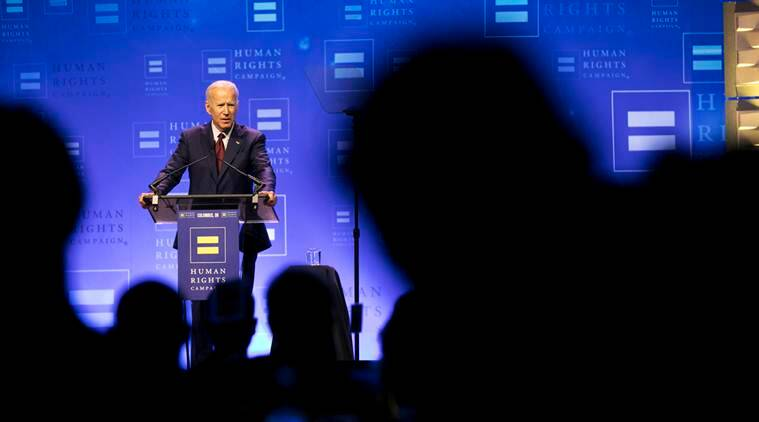 Joe Biden on racism: Whites 'can never fully understand'