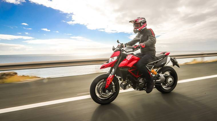 ducati, ducati hypermotard 950, hypermotard 950, hypermotard, ducati hypermotard, ducati new launch, luxury motorcycle, new motorcycle launch, supermoto bike, hypermotard bikes, motorbike launch, new launch, latest news, indian express news